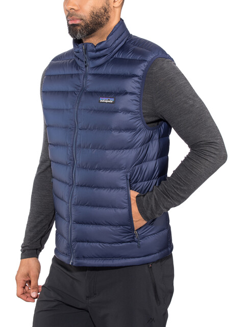 Patagonia Down Sweater - Chaleco Hombre - azul